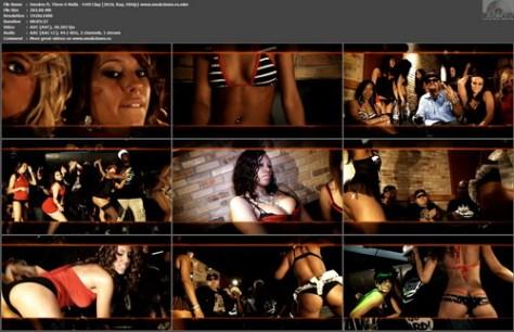 Smokes ft. Three 6 Mafia - Fetti Clap (2010, Rap, HDrip)