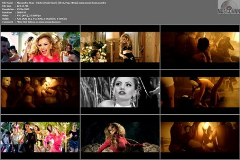 Alexandra Stan – Cliche (Hush Hush) [2012, HD 1080p] Music Video