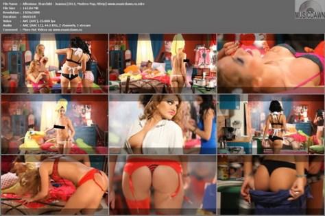 Allexinno & Starchild - Joanna [2012, Modern Pop, HD 1080p]