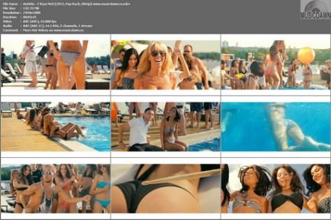 Антитiла – I всю нiч / Antitila – I Vsyu Nich [2012, HD 1080p] Music Video