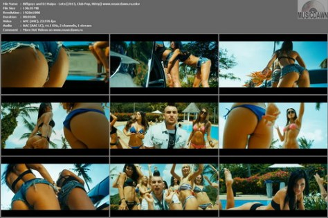 Biffguyz and DJ Haipa – Leto   Лето [2013, HD 1080p] Music Video