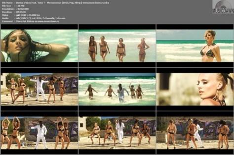 Darius & Finlay Feat. Tony T – Phenomenon [2012, HD 1080p] Music Video