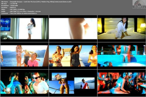 Deepside Deejays – Look Into My Eyes [2012, HD 1080p] Music Video