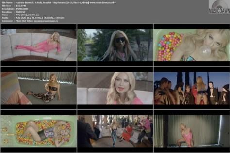 Havana Brown ft. R3hab, Prophet - Big Banana [2013, Electro, HD 1080p]