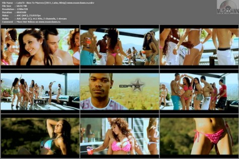 Latin'O – Bien Te Mueves [2011, HD 720p] Music Video
