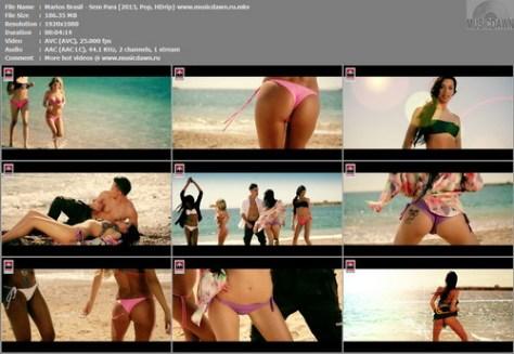 Marios Brasil – Sem Para [2013, HD 1080p] Music Video
