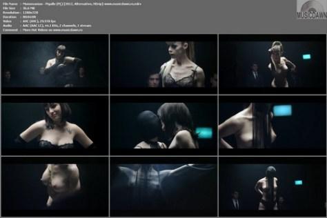 Monomaniax - Pigalle (P&C) [2012, Alternative, HD 720p]