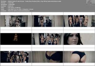 Nicola Fasano ft. Kat DeLuna – Tonite (2 Versions) [2011, HD 1080p] Music Video