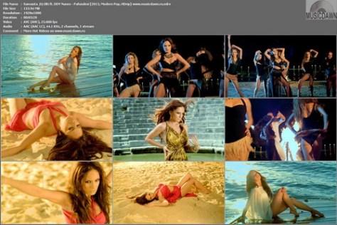 Samanta & Dj Olti ft. DDY Nunes - Pafundesi [2013, Modern Pop, HD 1080p]