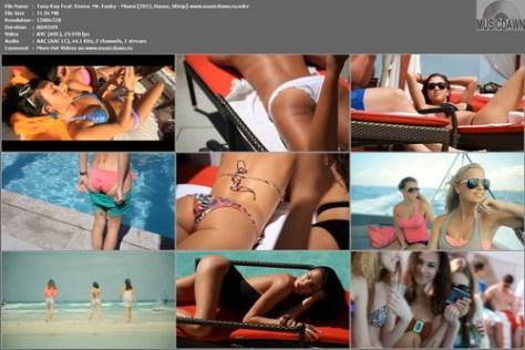 Tony Ray Feat. Emma & Mr. Funky - Miami (2012, House, HD 720p)