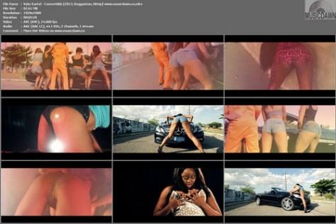 Vybz Kartel - Convertible [2013, Reggaeton, HD 1080p]