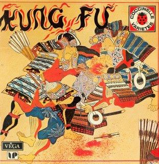 The Sumos - Kung Fu (1974)