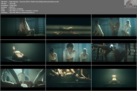 Kylie Minogue – Sexercize (5 Versions) [2014, HD 1080p] Music Videos