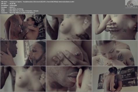 Tommy Lee Sparta - Nymphomaniac (Uncensored) [2014, Dancehall, HD 1080p]
