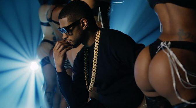 Kid Ink ft. Usher, Tinashe - Body Language HD Video