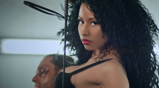 Nicki Minaj ft. Drake, Lil Wayne, Chris Brown - Only HD Video