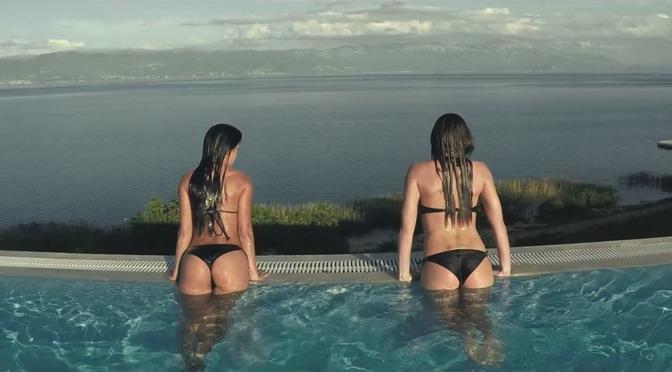 Видео Adrian Gaxha ft Lindon - Kalle HD Video