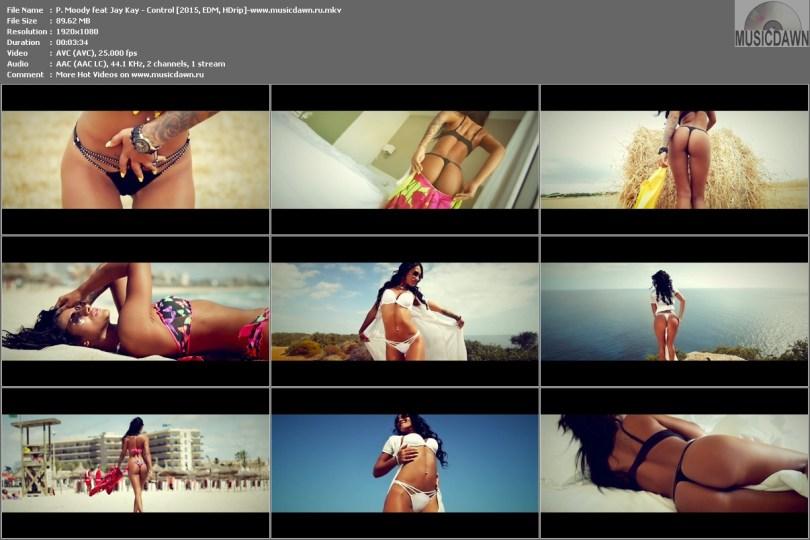 Клип P. Moody feat Jay Kay - Control [2015, HD 1080p]