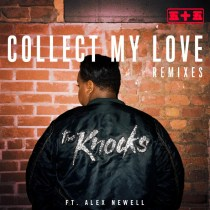 """Collect My Love,"" the new single from The Knocks, featuring Glee's Alex Newell is out now. Remix EP available on Beatport (Big Beat/Neon Gold)."
