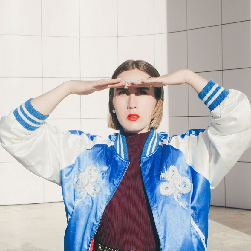 """RALPH is a Toronto-based singer/songwriter. Listen to her """"Cold To The Touch."""""""