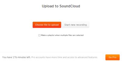 Soundcloud: simplicité, partage, découverte et collaboration