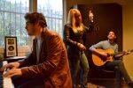 MusicRowPics: Lisa Matassa Artist Visit