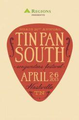 tin pan south 2013
