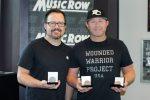 Deric Ruttan, Ben Hayslip Receive MusicRow No. 1 Challenge Coins