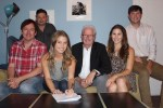 Katie Garfield Signs With Young Guns Publishing
