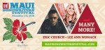BMI Maui Songwriters Festival Confirms Lineup