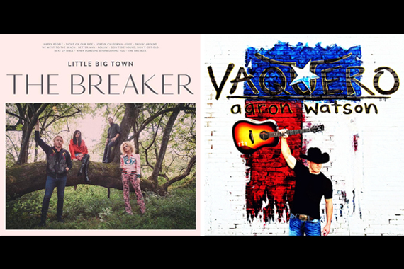 Weekly Register Little Big Town, Aaron Watson Reign On Country