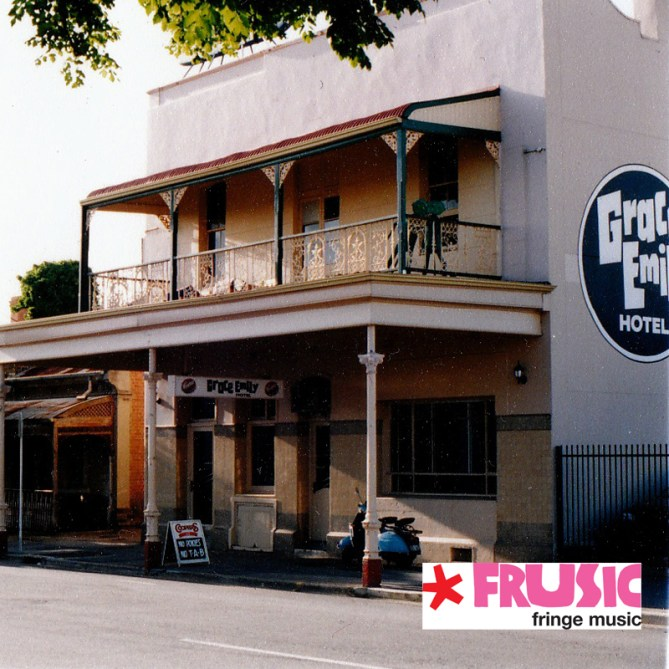 frusic feature: grace emily hotel