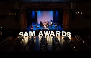 SAM Winners
