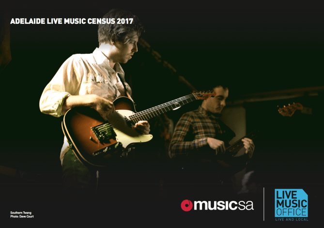 2017 Adelaide Live Music Census