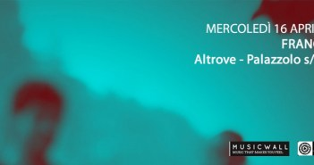 Franc Didic @ Altrove - Palazzolo sull'Oglio (BS) - Music Wall Booking