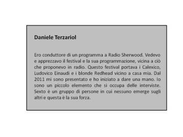 box sexto Terzariol
