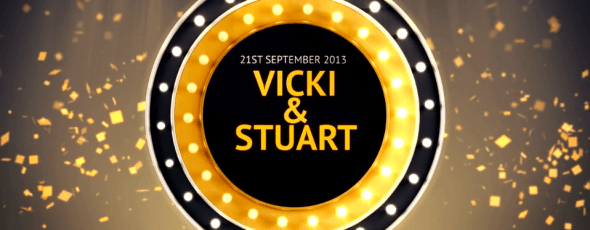 Vicki and Stuart  'Don't Stop Believing'