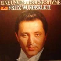 Fritz Wunderlich:Eine Unvergessene Stimme - LP, 1967