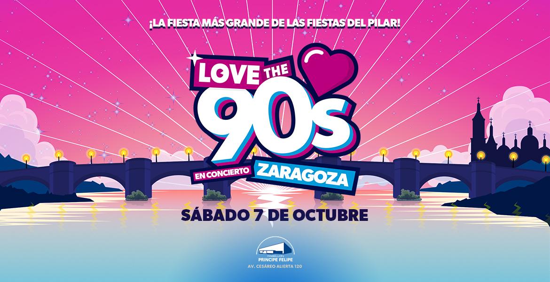 Love the 90\u0027s Zaragoza General - Entradas - Eventos MPH - Musikaze - como hacer boletos para un evento
