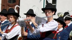 """Sommerfinale 2015 der Musikkapelle Mieming - """"Mitte September enden die Freiluftkonzerte"""", Foto: Mieming-online.at"""