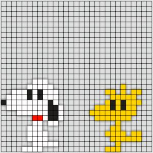 Snoopy og Woodstock
