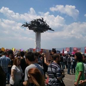 15 Mayıs 2011 İnternet Sansürüne Karşı Yürüyüş - İzmir