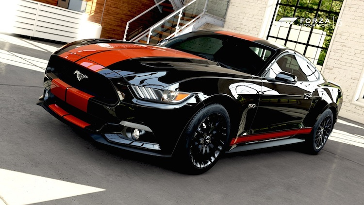 Bronco Cars Wallpaper 2015 Mustang Now Available On Forza Motorsport 5 2015