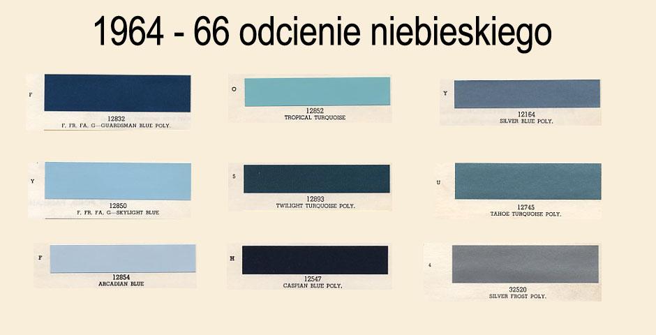 odcienie niebieskiego 64-66