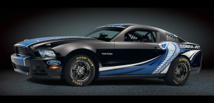 Mustang Cobra Jet Twin-Turbo Concept