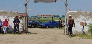 Mustangi w Silverado