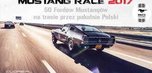 Zapisy na Mustang Race 2017