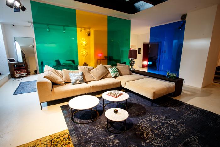 Google House Space plac dąbrowskiego