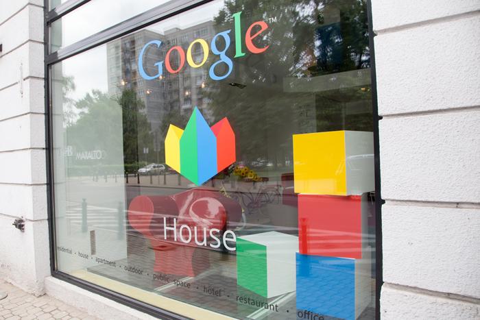 Google Warszawa