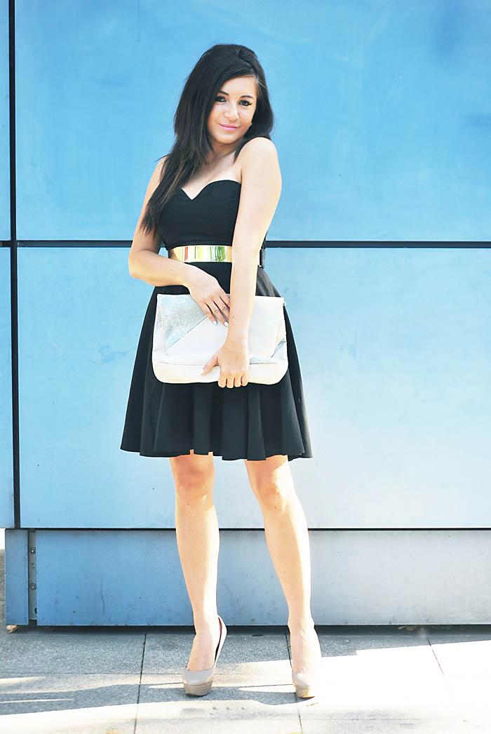 Stylizacja dla sukienkowo